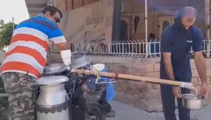Изобретения индийского молочника
