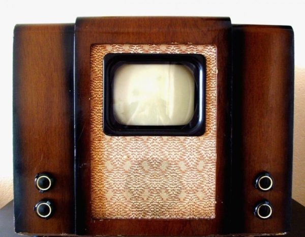 первый телевизор ссср