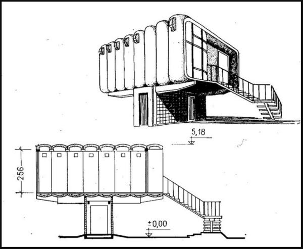 пластмассовый дом СССР